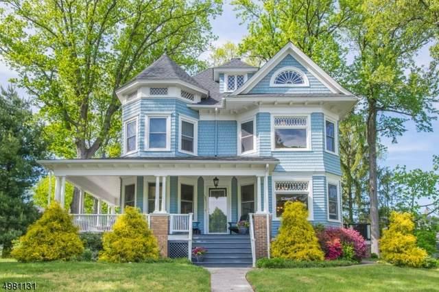 187 Inwood Ave, Montclair Twp., NJ 07043 (MLS #3633993) :: Coldwell Banker Residential Brokerage
