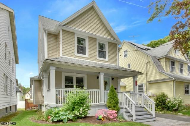 231 Lindsley Ave, South Orange Village Twp., NJ 07079 (MLS #3634004) :: Coldwell Banker Residential Brokerage