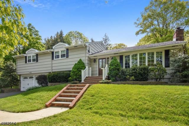 101 Burlington Rd, Berkeley Heights Twp., NJ 07974 (MLS #3634016) :: The Sue Adler Team