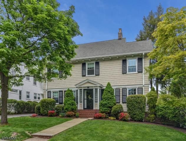 15 Warfield St, Montclair Twp., NJ 07043 (MLS #3634025) :: Coldwell Banker Residential Brokerage
