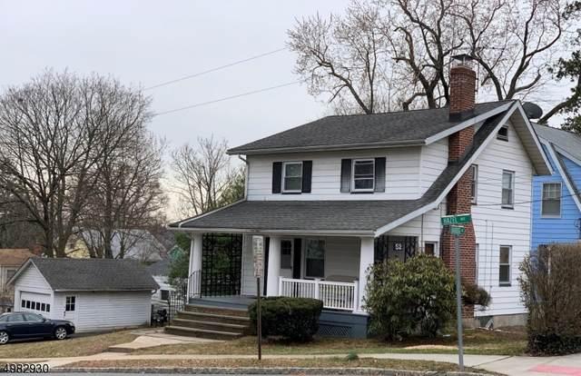 52 Oakridge Rd, West Orange Twp., NJ 07052 (MLS #3634039) :: Pina Nazario