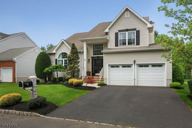 5 Treeview Cir, Scotch Plains Twp., NJ 07076 (MLS #3634082) :: Pina Nazario