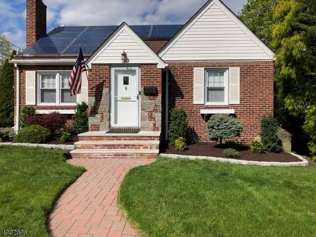 85 Edgewood Pl, Maywood Boro, NJ 07607 (MLS #3634085) :: The Sikora Group