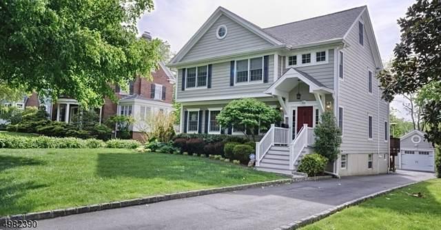66 Fairmount Ave, Chatham Boro, NJ 07928 (MLS #3634090) :: The Sue Adler Team