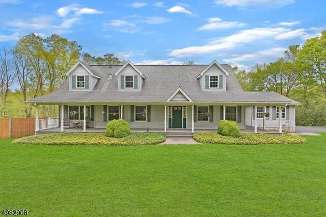 70 Red Mill Road, Lebanon Twp., NJ 08826 (MLS #3634092) :: SR Real Estate Group