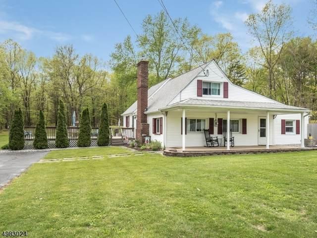 365 Newton-Swartswood Rd, Fredon Twp., NJ 07860 (MLS #3634110) :: SR Real Estate Group