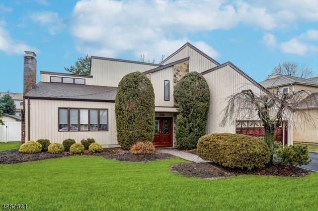 100 New Brook Ln, Springfield Twp., NJ 07081 (MLS #3634121) :: The Premier Group NJ @ Re/Max Central