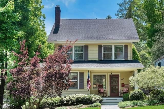 34 Windsor Pl, Montclair Twp., NJ 07043 (MLS #3634201) :: Coldwell Banker Residential Brokerage