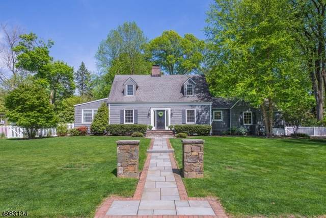 30 Old Brook Ln, New Providence Boro, NJ 07974 (MLS #3634224) :: Coldwell Banker Residential Brokerage