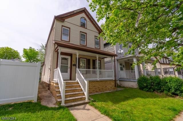 972 Thorn St, Rahway City, NJ 07065 (MLS #3634247) :: The Dekanski Home Selling Team