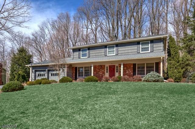 18 Twin Park Dr, Mendham Twp., NJ 07945 (MLS #3634291) :: Coldwell Banker Residential Brokerage