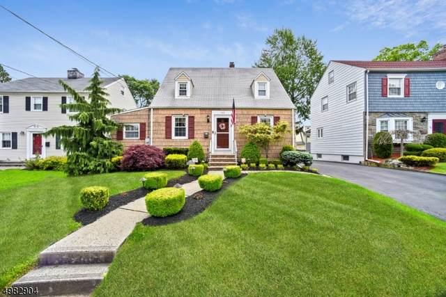 733 Greenwood Rd, Union Twp., NJ 07083 (MLS #3634302) :: The Lane Team