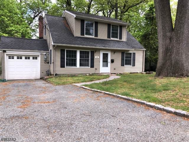 13 Fernwood Rd, Livingston Twp., NJ 07039 (MLS #3634427) :: SR Real Estate Group