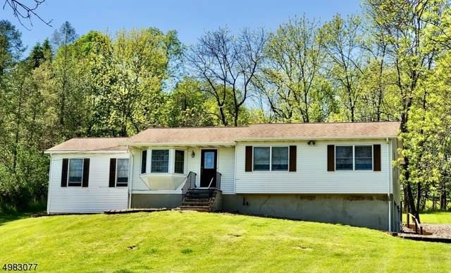 36 Davis Rd, Frankford Twp., NJ 07826 (MLS #3634431) :: Weichert Realtors