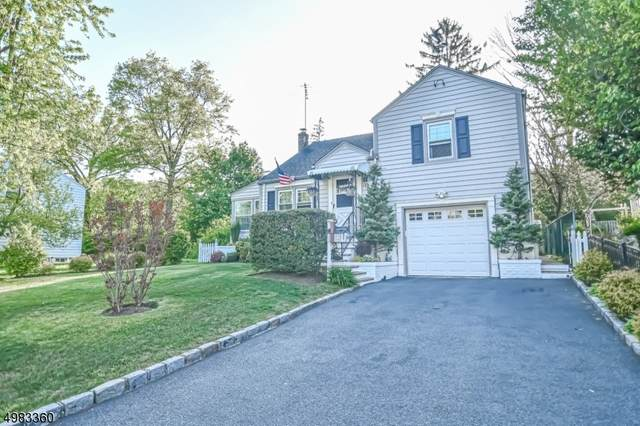 13 Shrump Pl, West Orange Twp., NJ 07052 (MLS #3634454) :: Coldwell Banker Residential Brokerage