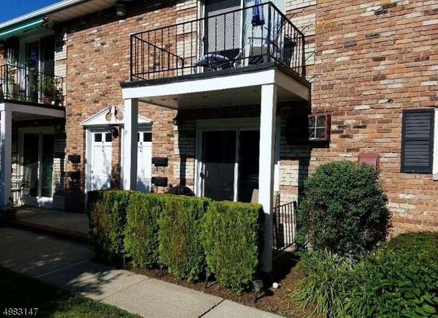 320 South G, Morristown Town, NJ 07960 (MLS #3634461) :: SR Real Estate Group