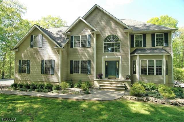 6 Fawn Hollow Dr, Green Twp., NJ 07860 (MLS #3634467) :: William Raveis Baer & McIntosh