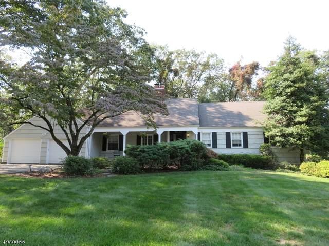 87 Skyline Dr, Morris Twp., NJ 07960 (MLS #3634484) :: SR Real Estate Group