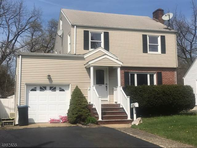 176 W. Colonial Road, Union Twp., NJ 07083 (MLS #3634497) :: The Sikora Group