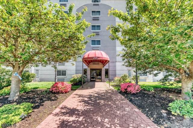 310 Lookout Ave #41, Hackensack City, NJ 07601 (MLS #3634553) :: The Sikora Group