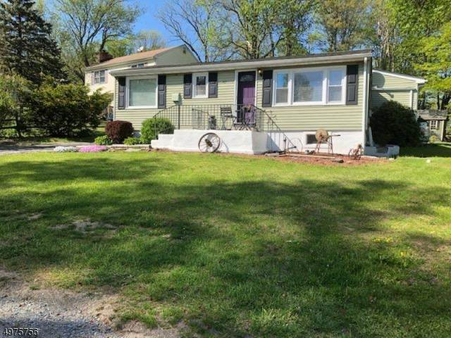 47 Longview Ter, Wantage Twp., NJ 07461 (MLS #3634648) :: Weichert Realtors