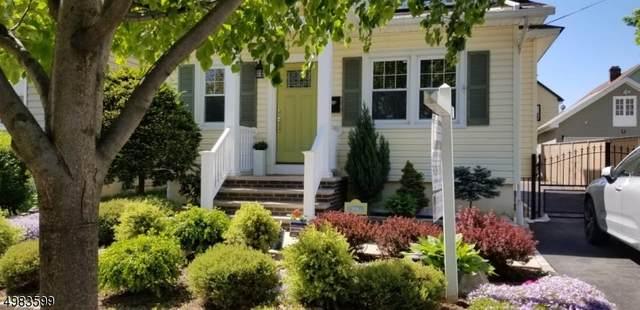 1350 Garfield Pl, Elizabeth City, NJ 07208 (MLS #3634684) :: Weichert Realtors