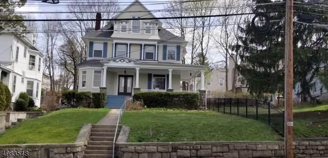 144 S Morris St, Dover Town, NJ 07801 (MLS #3634718) :: William Raveis Baer & McIntosh