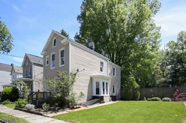 1415 Church St, Rahway City, NJ 07065 (MLS #3634725) :: The Dekanski Home Selling Team