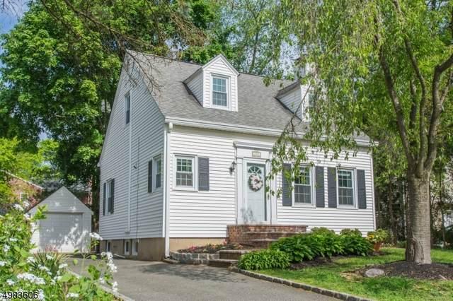 144 Park Ave, Hanover Twp., NJ 07981 (MLS #3634759) :: William Raveis Baer & McIntosh