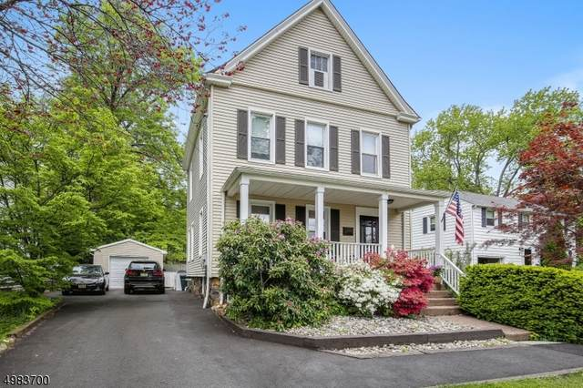 3 Hughes Pl, Summit City, NJ 07901 (MLS #3634793) :: Coldwell Banker Residential Brokerage