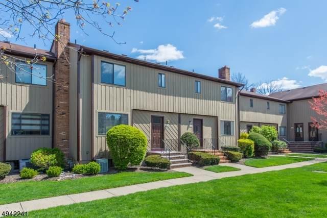 38 Park St 16-F 16 F, Florham Park Boro, NJ 07932 (MLS #3634795) :: SR Real Estate Group