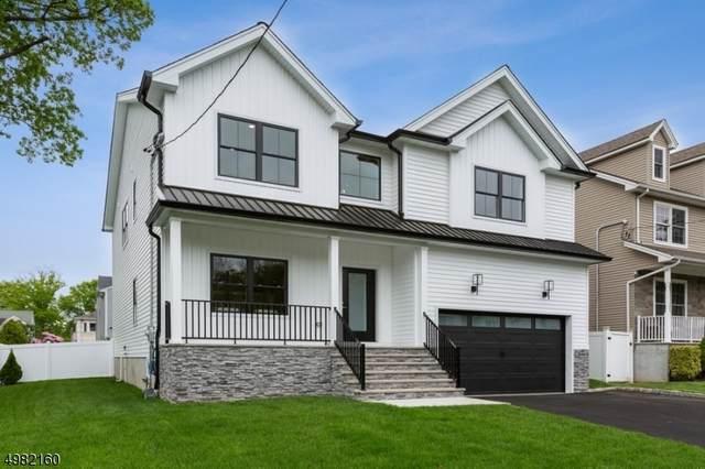 43 Commonwealth Rd, Kenilworth Boro, NJ 07033 (MLS #3634799) :: The Dekanski Home Selling Team