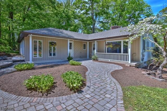 4 Mt Nebo Drive, Andover Twp., NJ 07860 (MLS #3634820) :: SR Real Estate Group