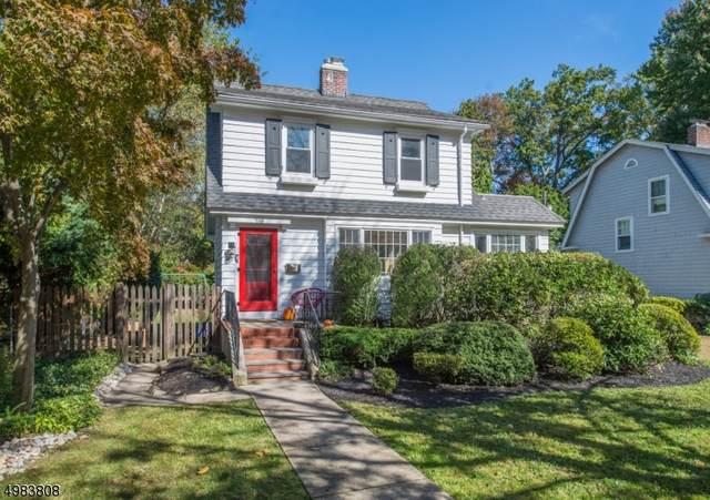 19 Carolin Rd, Montclair Twp., NJ 07043 (MLS #3634869) :: Coldwell Banker Residential Brokerage