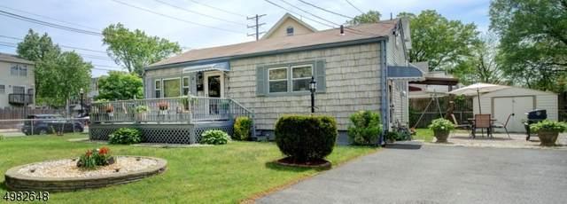 45 E Grand Ave, Rahway City, NJ 07065 (MLS #3634872) :: The Dekanski Home Selling Team