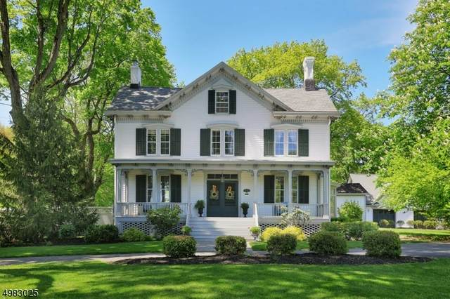 34 E Main St, Mendham Boro, NJ 07945 (MLS #3634882) :: Coldwell Banker Residential Brokerage