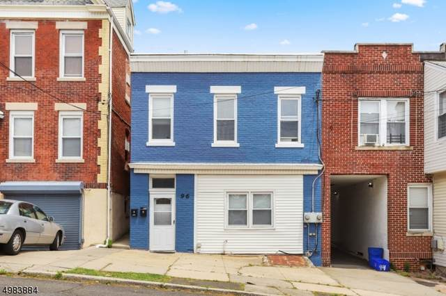 96 King St, Nutley Twp., NJ 07110 (MLS #3634926) :: Coldwell Banker Residential Brokerage