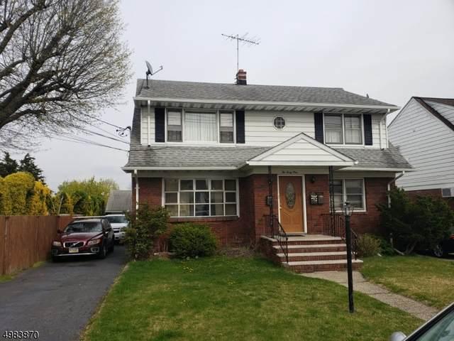 239 E 25Th St, Paterson City, NJ 07514 (MLS #3634930) :: William Raveis Baer & McIntosh