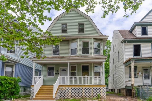 46 Amherst St, East Orange City, NJ 07018 (MLS #3634935) :: Coldwell Banker Residential Brokerage
