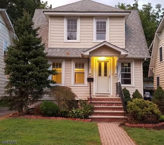 17 Oakdale Ave, Millburn Twp., NJ 07041 (MLS #3634938) :: SR Real Estate Group