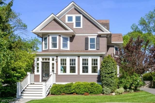 32 N Hillside Ave, Chatham Boro, NJ 07928 (MLS #3634985) :: William Raveis Baer & McIntosh