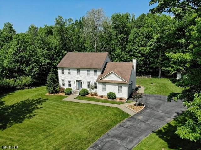 16 Eagles Nest Rd, Green Twp., NJ 07860 (MLS #3634989) :: William Raveis Baer & McIntosh