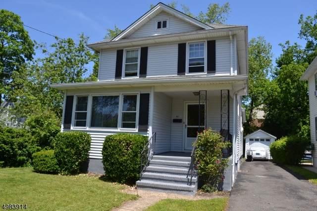 41 E Cliff St, Somerville Boro, NJ 08876 (MLS #3635033) :: Mary K. Sheeran Team