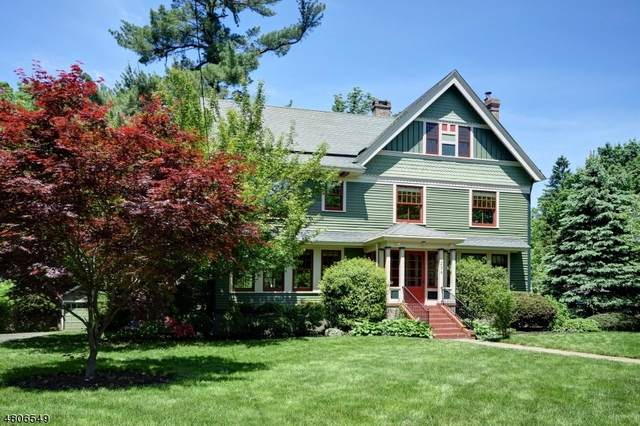 234 W Dudley Ave, Westfield Town, NJ 07090 (MLS #3635073) :: SR Real Estate Group