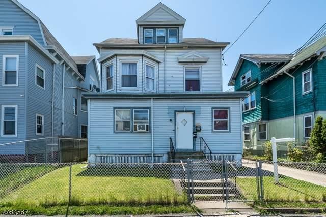 274 Park Ave, Paterson City, NJ 07513 (MLS #3635109) :: William Raveis Baer & McIntosh