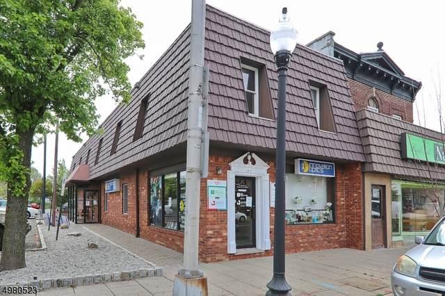 127 Chestnut St, Roselle Park Boro, NJ 07204 (MLS #3635135) :: The Dekanski Home Selling Team