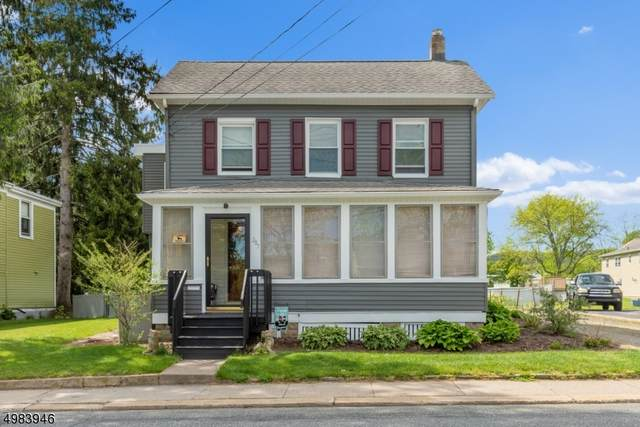 207 Willow Grove St, Hackettstown Town, NJ 07840 (MLS #3635155) :: Weichert Realtors