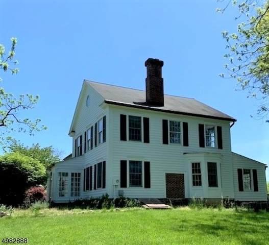 150 Cowperthwaite Rd, Bedminster Twp., NJ 07921 (MLS #3635212) :: The Debbie Woerner Team