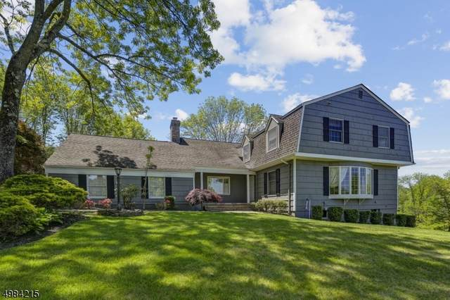 16 Fenview Rd, Long Hill Twp., NJ 07933 (MLS #3635245) :: William Raveis Baer & McIntosh