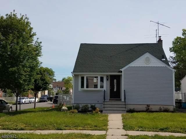 818 Chandler Ave, Linden City, NJ 07036 (MLS #3635269) :: The Dekanski Home Selling Team